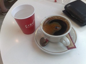 Cibo Coffee