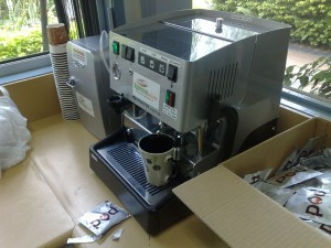 Xpresso Delight Pod Machine